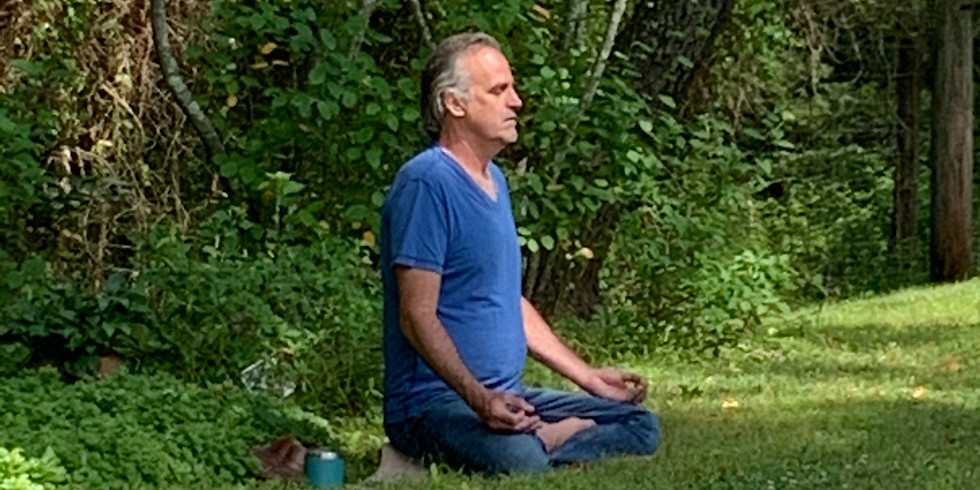 MEDITATION in the Gardens of Whittemore