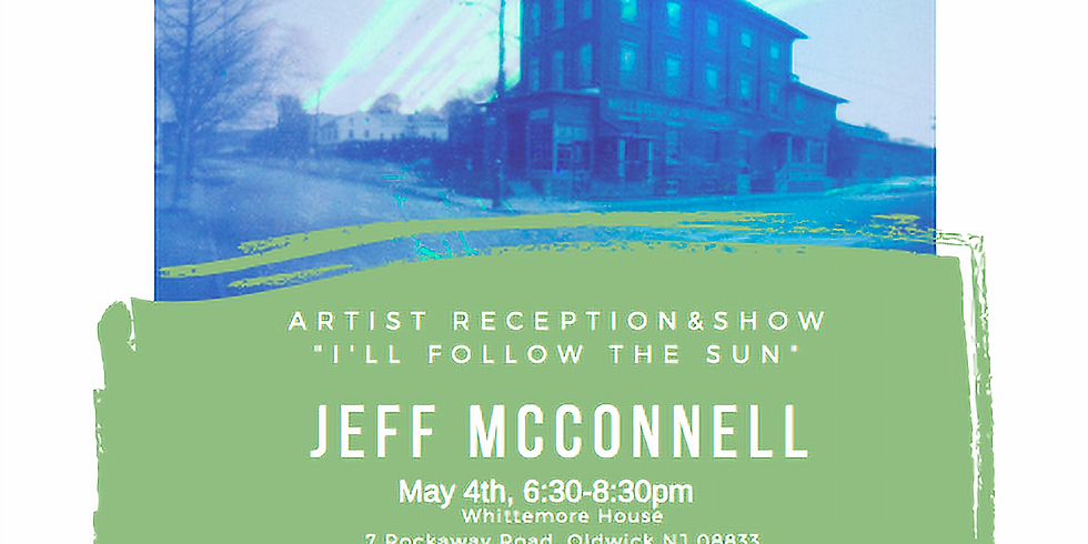 Gallery Reception for Photographer Jeff McConnell