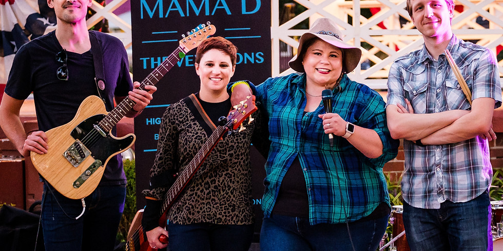 Spring Garden Concert Series - Mama D & The Vexations