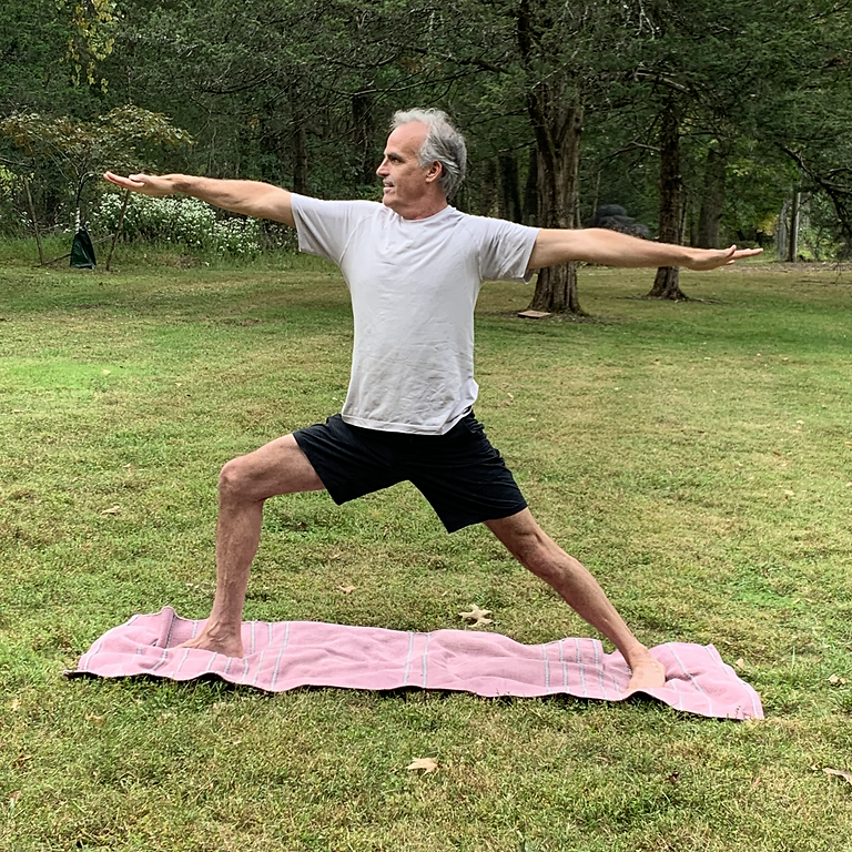 Saturday YOGA at Whittemore in Pumpkin Field