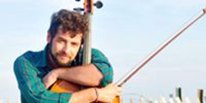Garden Concert Get into the Percussive Groove with Cellist Dan Kassel (1)