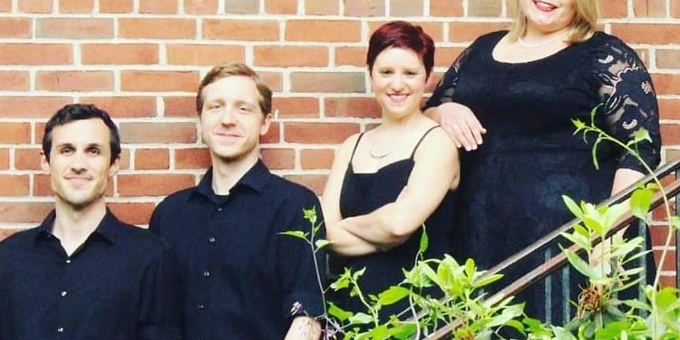 LIVE Garden Concert - Mama D & The Vexations