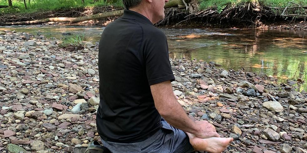 Mindfulness Guided Walk - Carl Klemme - Walking Meditation