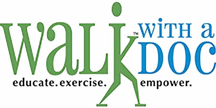"""""""Walk with Doc"""" Mindfulness Guided Walk, sponsored by Hunterdon HealthCare"""