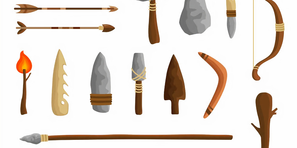Children's Programming - Learn about Primitive Tools