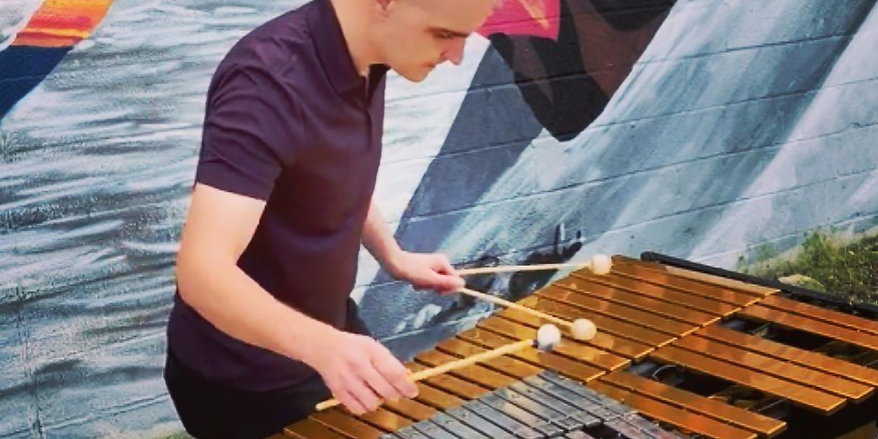 Summer Garden Concert - Jason O'Brien - Percussion