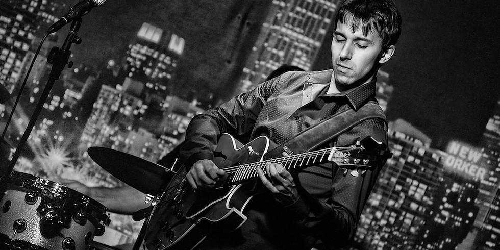 Europe's Artist of the Year - Dario Chiazzolino - Guitarist Kicks Off Garden Concert Series