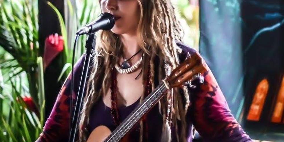 Garden Concert - Join Singer & Songwriter Faye Adinda
