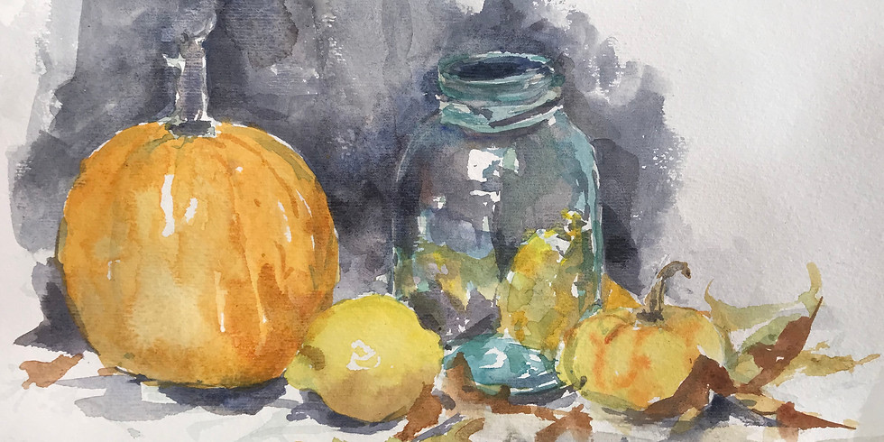 Watercolor: Pure & Simple