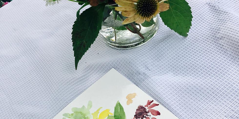 Watercolor: Pure & Simple En-Plein-Air