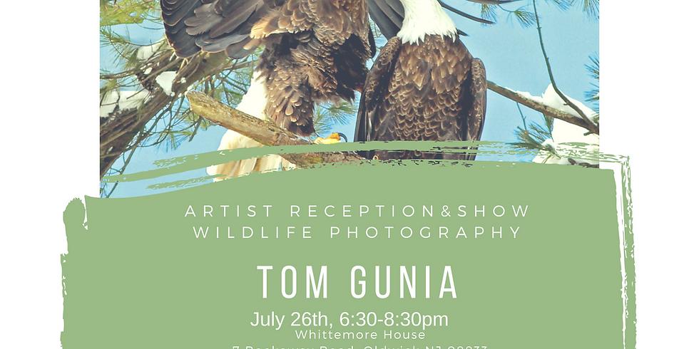 Tom Gunia - Artist Reception & Show