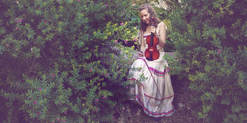 Kick-Off Fall Garden Concert - Laura Giannini, Classical Violin