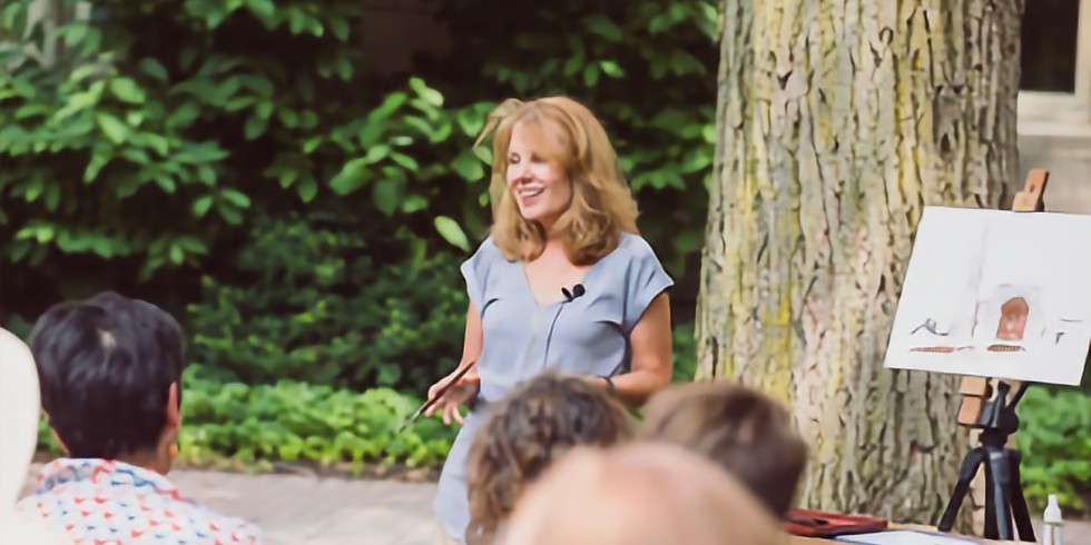 Mindfulness Guided Walk - with our very own Artist, Teacher Anne Kullaf