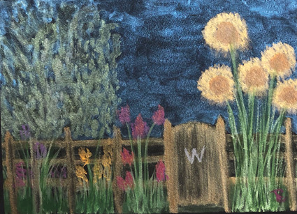 """Sunflowers of Whittemore"""