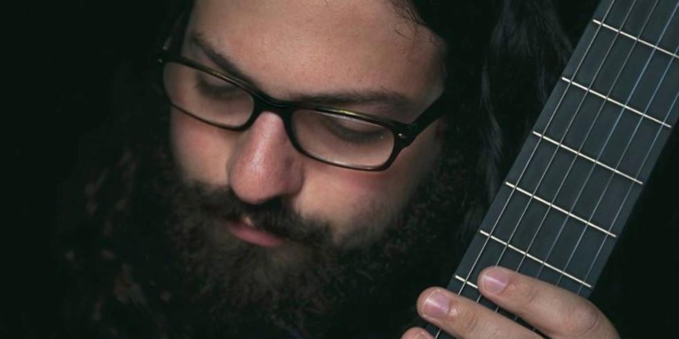 Garden Concert featuring Guitarist Alan Rigoletto