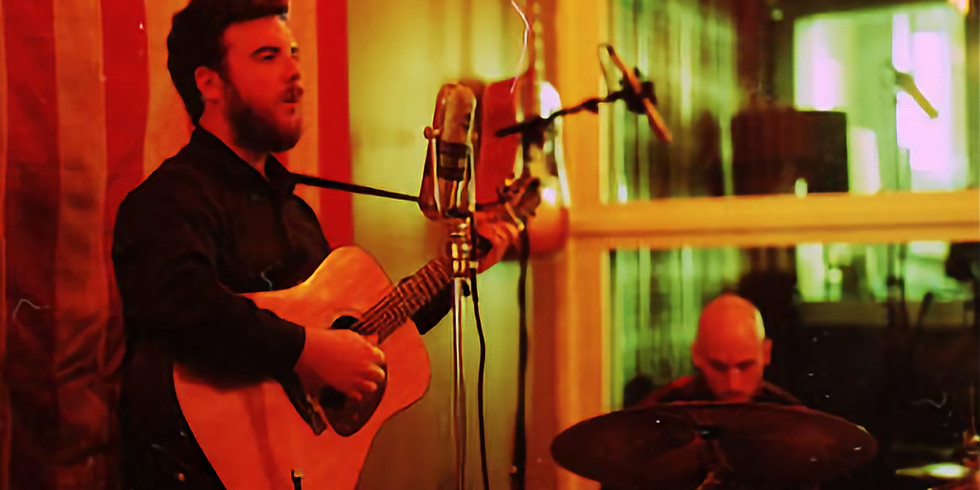 Garden Concert featuring Sean Kiely, singer, songwriter and guitar player