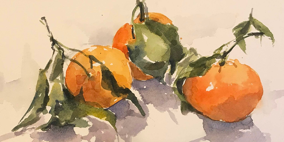 Watercolor: Pure & Simple in March
