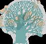 Витраж Дерево