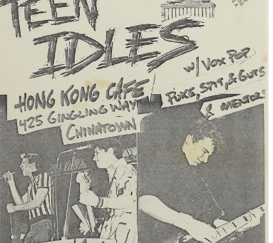 When the Capital was Punk