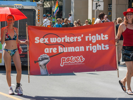 Prostitutes Are People, Sex Work is Real Work