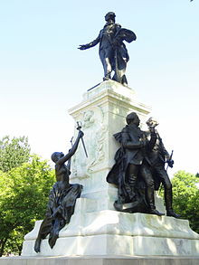 A Salute to the Foreign-Born Generals of Lafayette Square