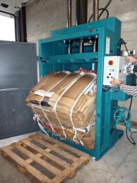ACTIVPRESS type GIGAPAC : 60 tonnes