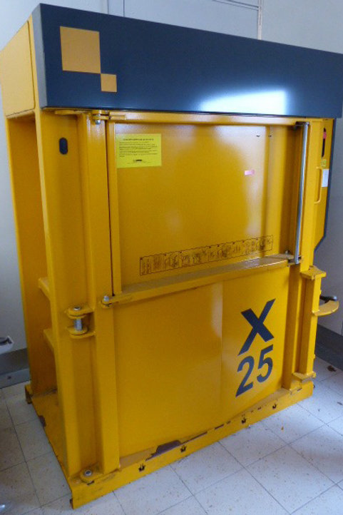 BRAMIDAN type X25: 25 tonnes