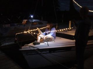 Susanne's Boat Renaming Ceremony