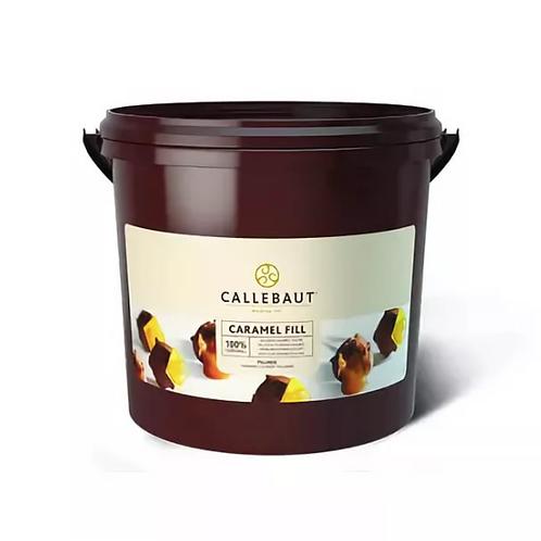 Настоящая карамель со вкусом масла и ирисок Callebaut 5кг