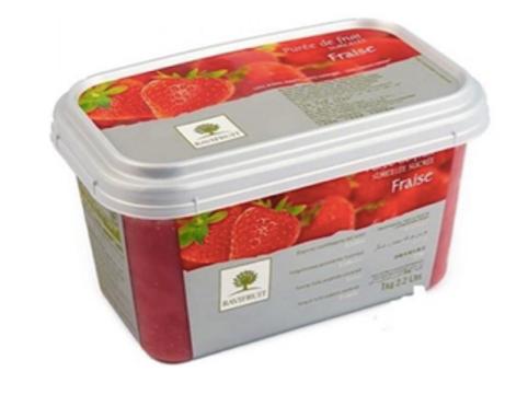 Пюре из клубники Ravifruit Франция 1кг (10% сахара)