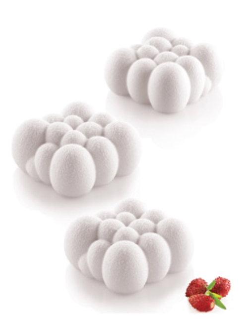 CLOUD120. Набор форма силиконовая ОБЛАКО120