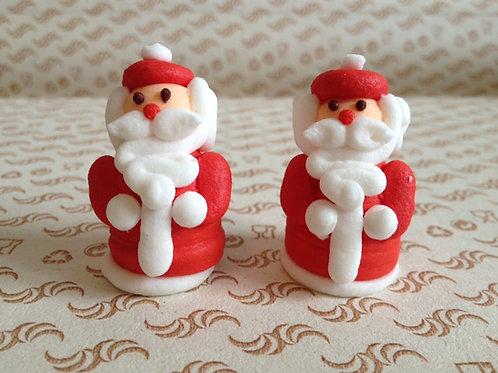 "Сахарные фигурки ""Дед Мороз"" 1 шт."