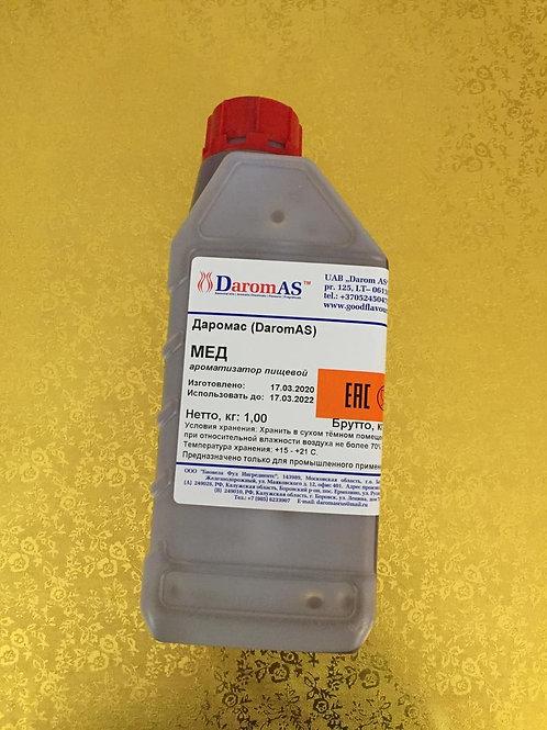 Пищевой ароматизатор Мёд  DaromAS 1 литр