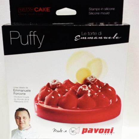 Форма силиконовая Puffy 3D, Pavoni