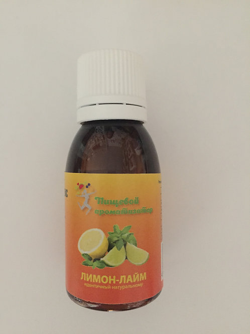Пищевой ароматизатор Лимон лайм 25мл ДюканПлюс