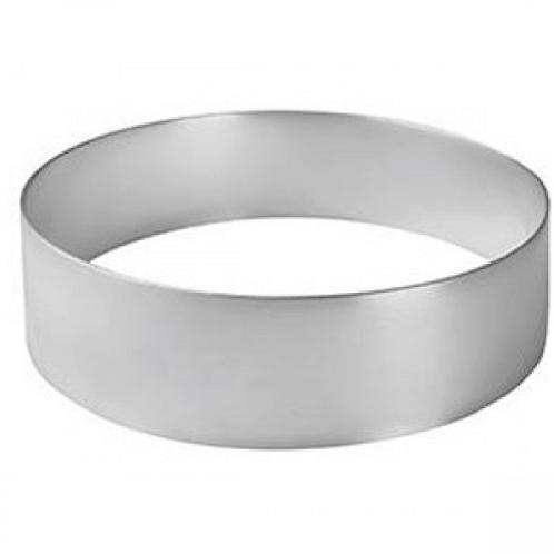 Форма кольцо металл d180мм h50мм