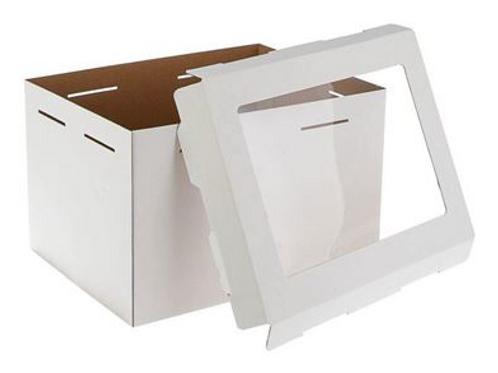 EB260(300х400 окно) Упаковка для тортов Pasticciere 300*400*260 С ОКНОМ