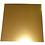 Thumbnail: Подложка ПЛОТНАЯ прямоугольная золото 30х40 см толщ.3мм