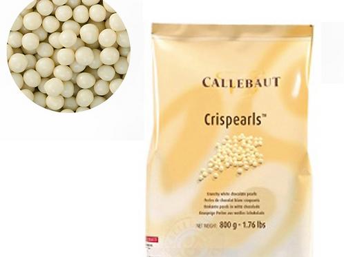 Шоколадные жемчужины Crispearls Callebaut - Белый шоколад 0,8кг