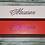 Thumbnail: Коробка для макарон 6 ячеек (красные в наличии)