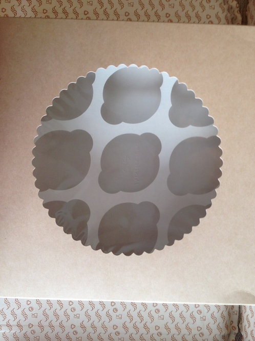 Коробка ECO MUF 9 для маффинов, 9 ячеек