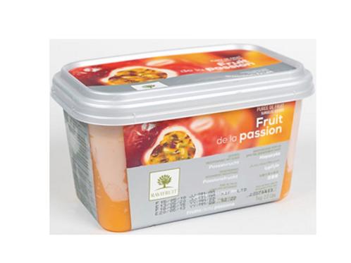 Пюре из маракуйи Ravifruit Франция 1кг (10% сахара)