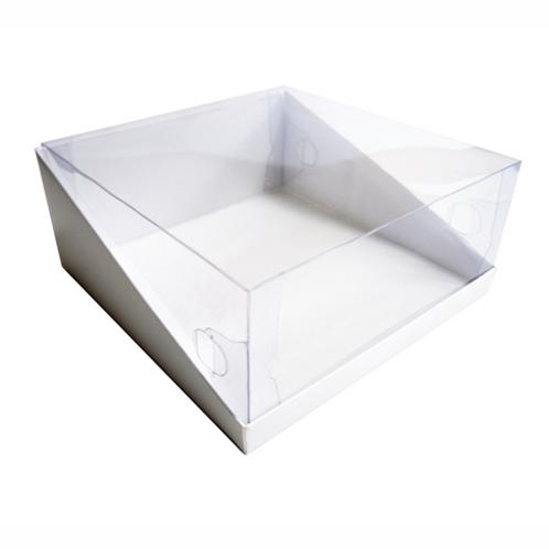 Упаковка для тортов с окном 225х225х100мм