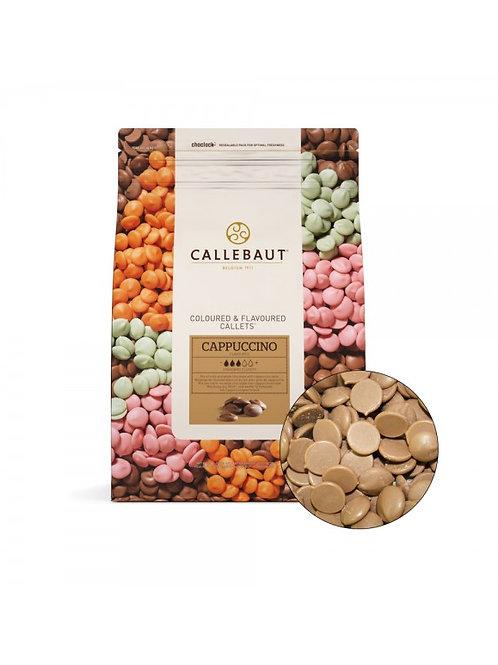 Шоколад капучино Callebaut  1 кг., Бельгия