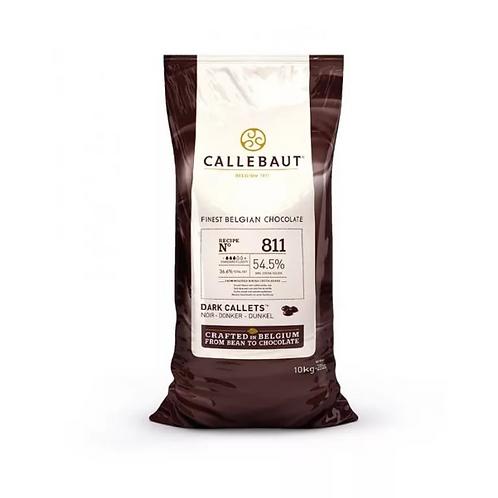 Шоколад темный Callebaut 54,5% 10кг. Бельгия