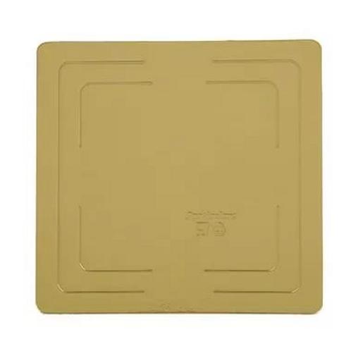 GWD300х300 (2,5) Подложка усиленная золото Pasticciere h2,5