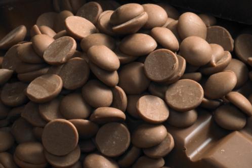 Шоколад молочный SICAO 1кг
