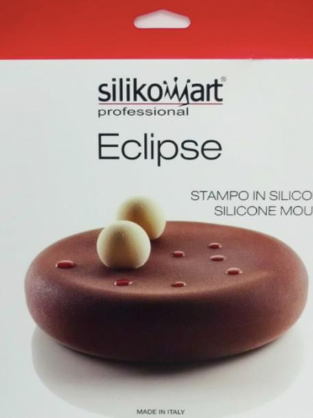 ECLIPSE. Форма силик.объемная ЭКЛИПС 3D Silikomart