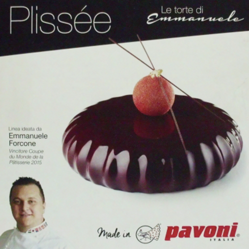 Форма силиконовая Plisse 3D, Pavoni