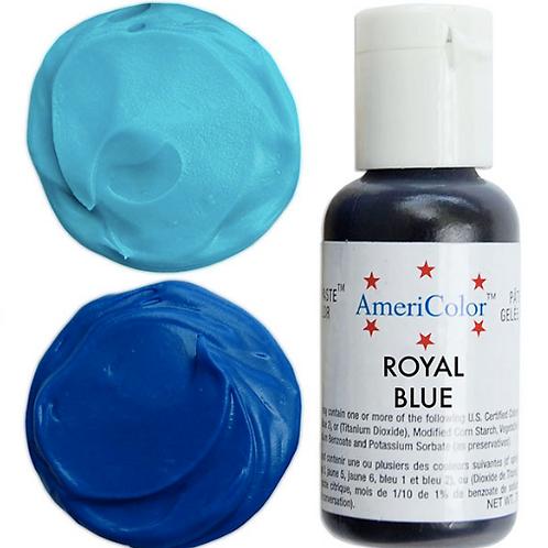 AmeriColor Краситель гелевый ROYAL  BLUE 21 гр.